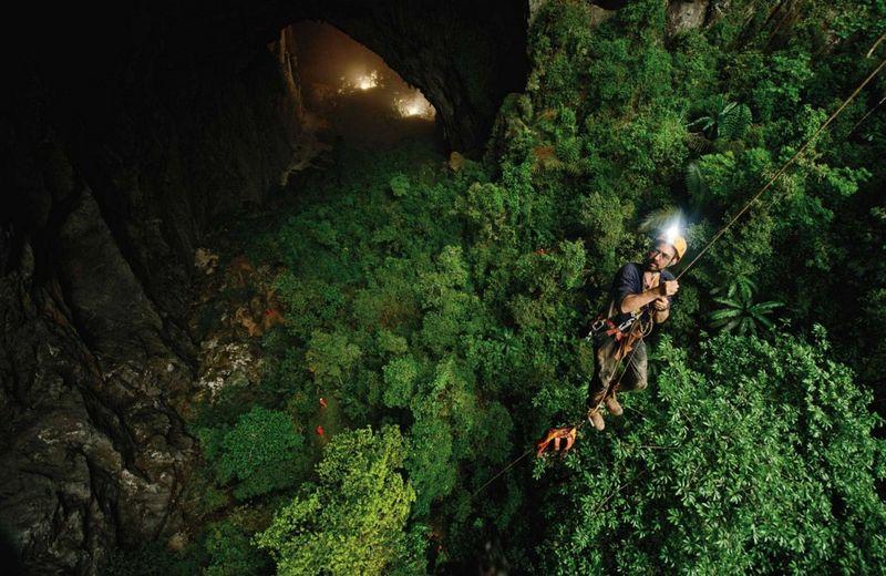 Шолдонг (Хан Сон Дунг) (Son Doong) (Пещера горной реки)
