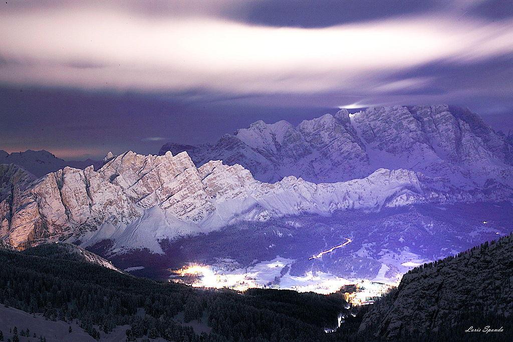 Альпы близ Кортины-д'Ампеццо