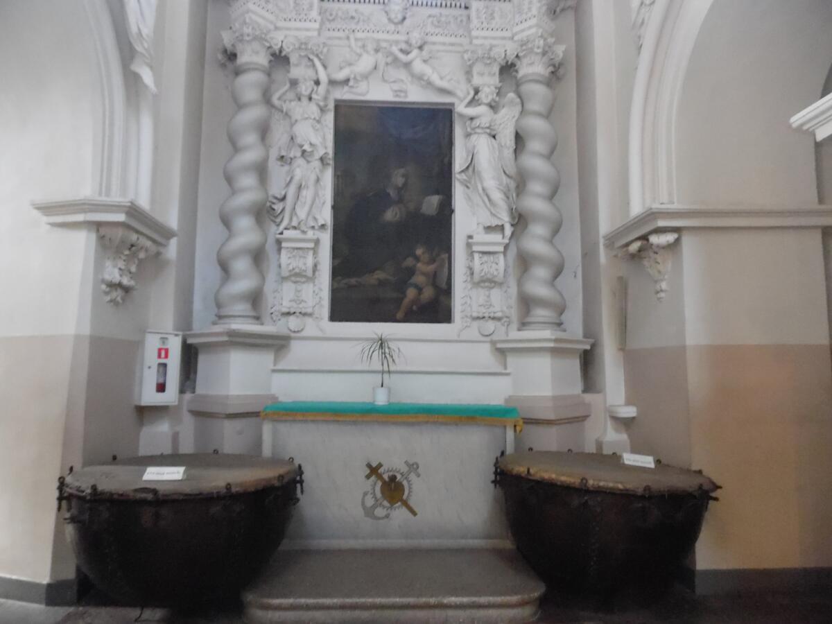 Вильнюс: язычество и христианство