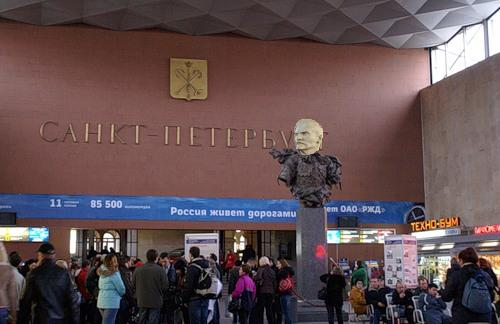 Московско-Ленинградский вокзал