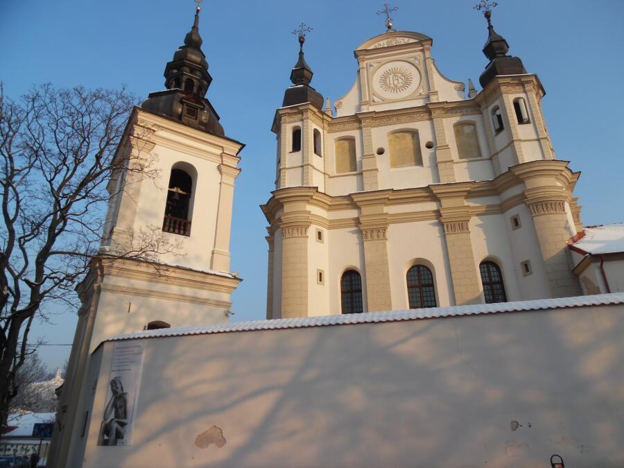 Костёл Святого Михаила — усыпальница рода Сапег