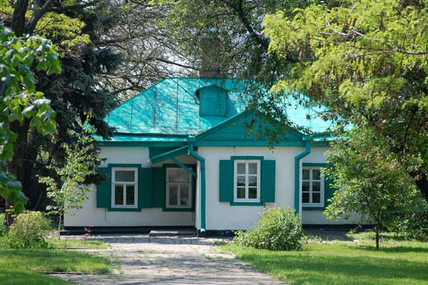 Музей «Домик А. П. Чехова» в Таганроге