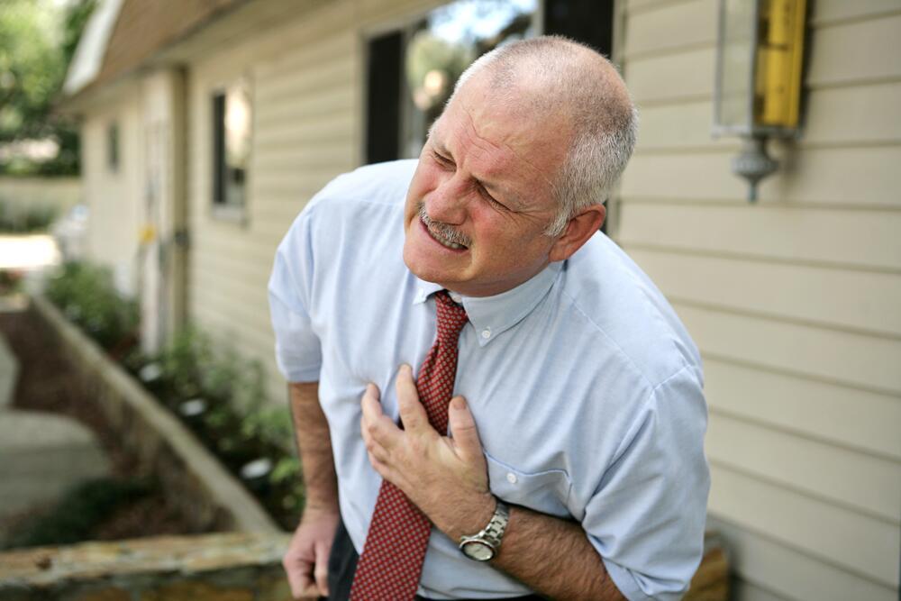 Когда сердце болит от нервов?