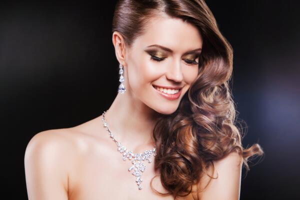Когда бриллианты стали лучшими друзьями девушек?
