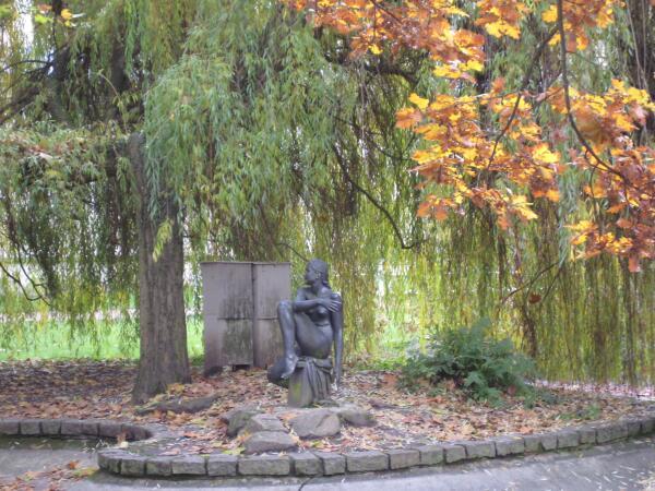 Осень в Карловых Варах