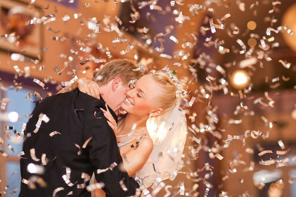 Какая она – идеальная свадьба?