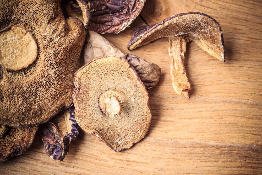 Как использовать сушеные грибы?