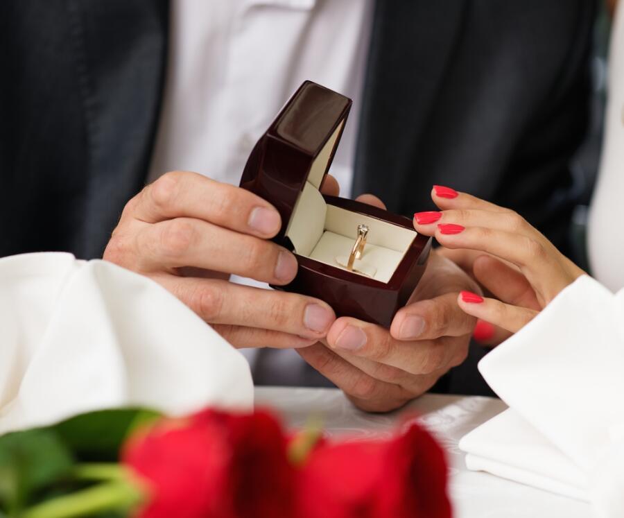 Как сделать предложение руки и сердца