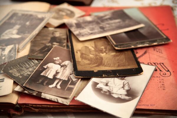 О чем могут рассказать старые фотографии? «Пароходики»