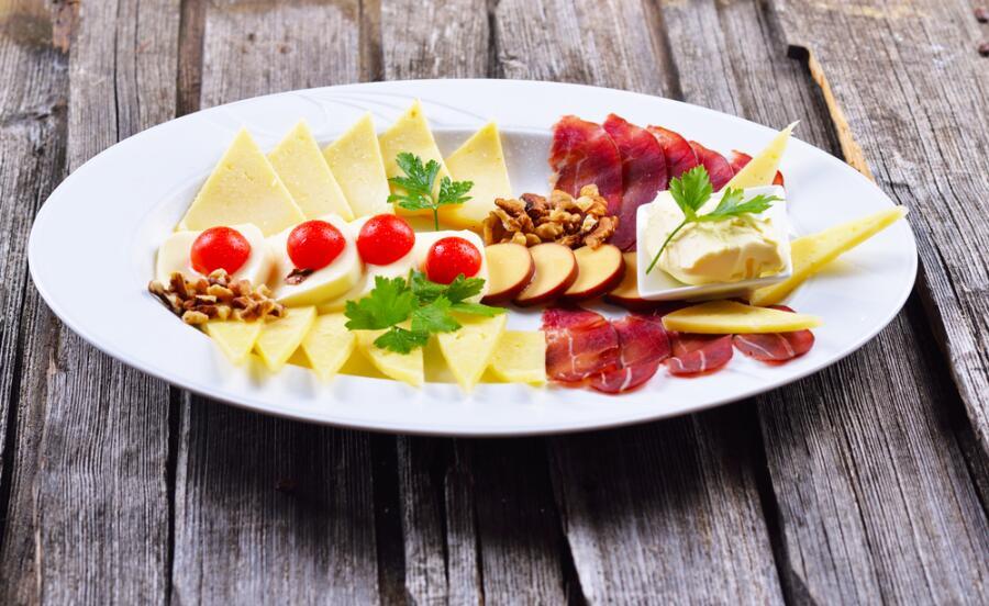 Не красна изба углами, а красна пирогами. Как подавать еду красиво?