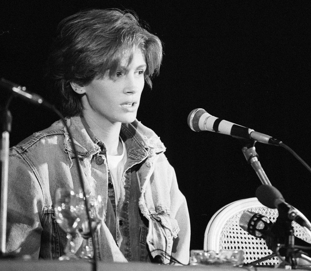 Джулия Робертс в 1990 году