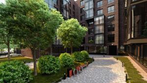 Ищете хорошую квартиру в благоустроенном районе? ЖК «Штат 18» раскрывает новые стандарты комфортной, полноценной жизни