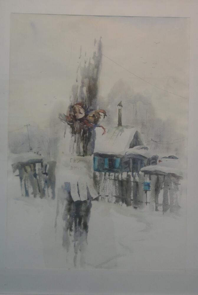 Квартиранты. Виктория Косенко (р. 1974 г., Владивосток)