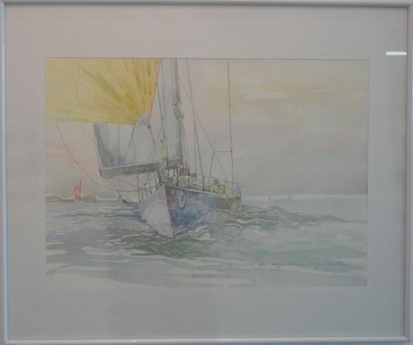 Легкое плавание II. Анна Мария Блажене (р. 1977 г., Вильнюс, Литва)