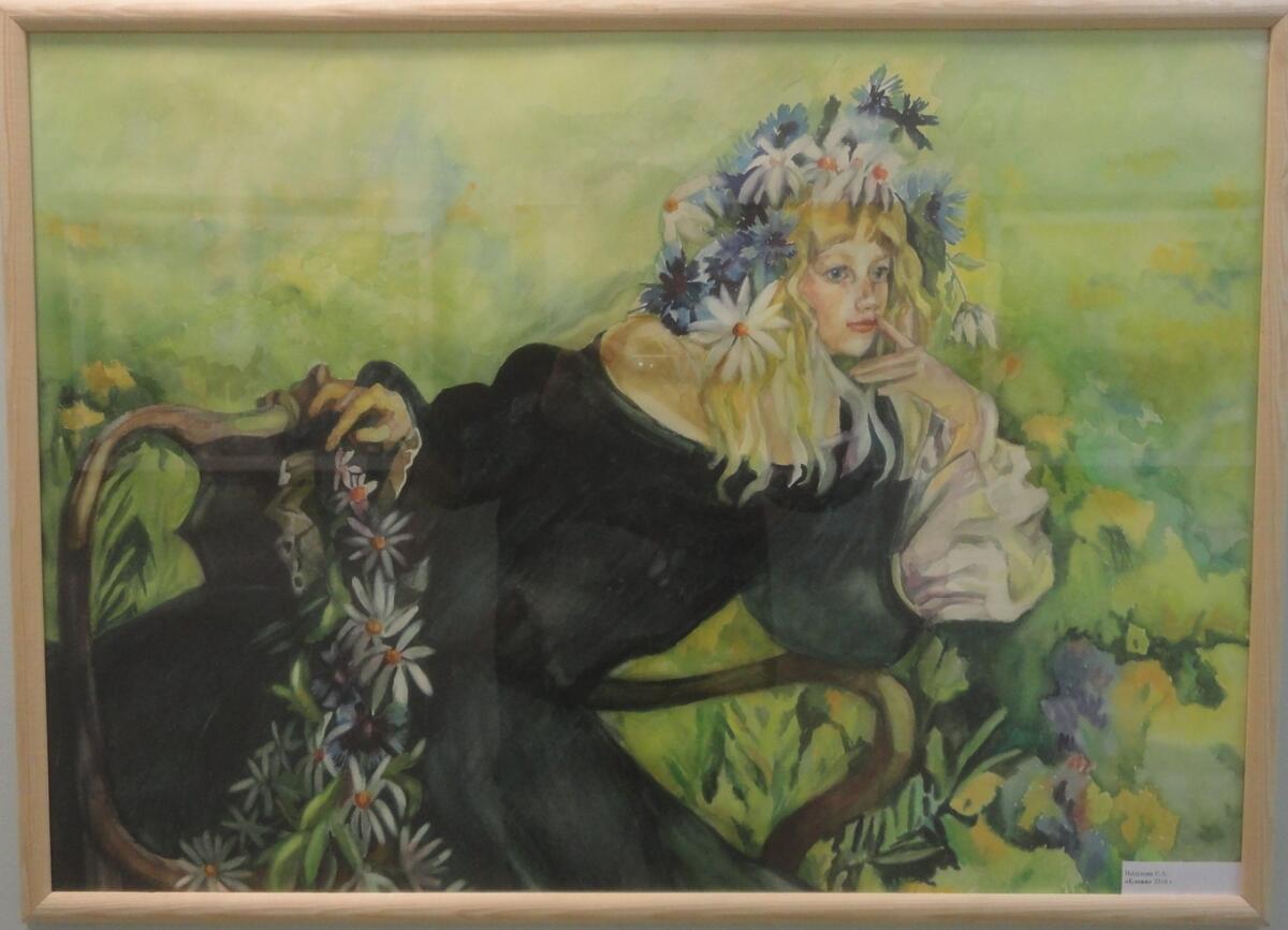 Елена. Е. А. Веселова (Петрозаводск)