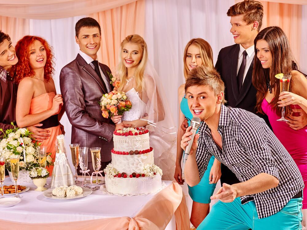 Свадебный переполох. Как ничего не упустить из виду?