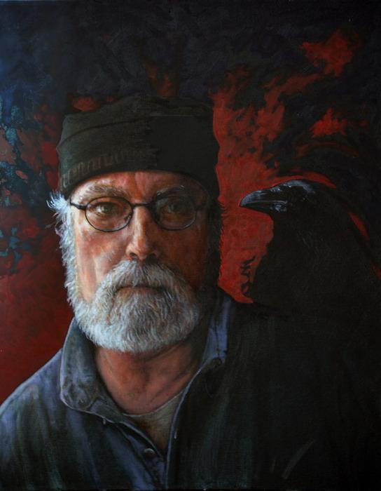 Уильям Стоунхэм.  Автопортрет