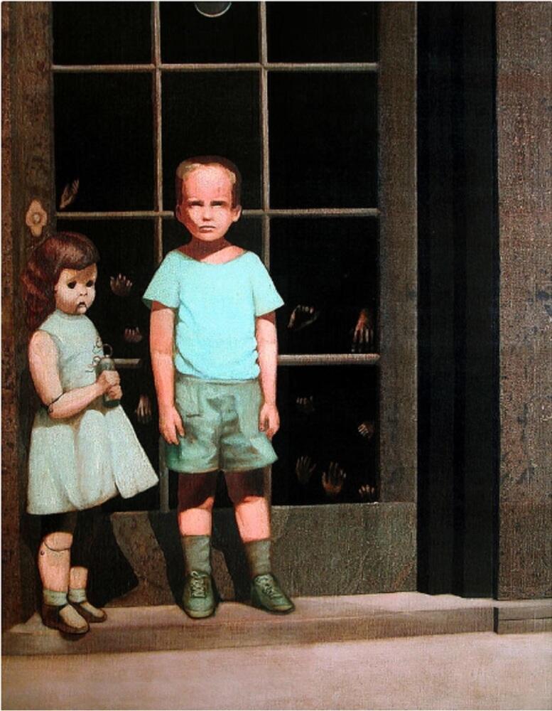 У. Стоунхэм, «The Hands Resist Him», 1972 г.