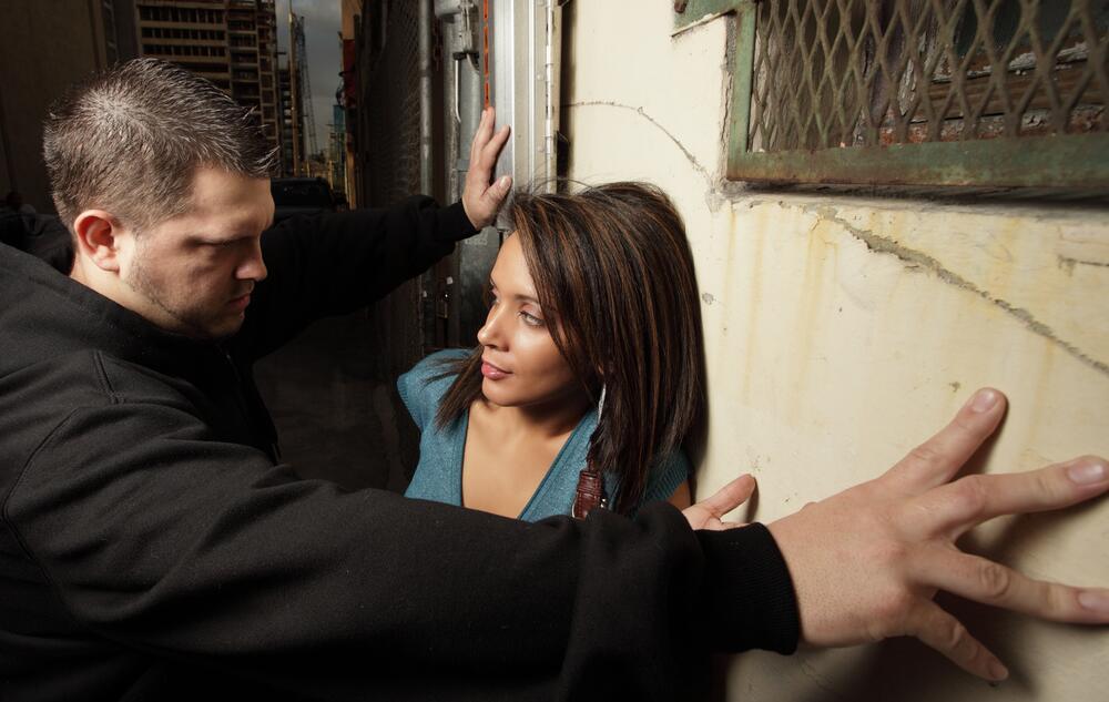 Как защититься от насильника?