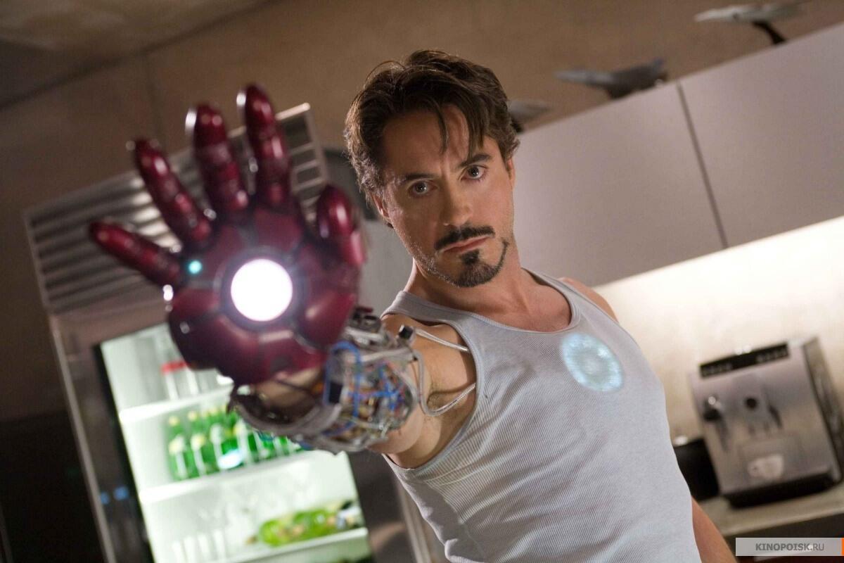 Железный человек - супер герой