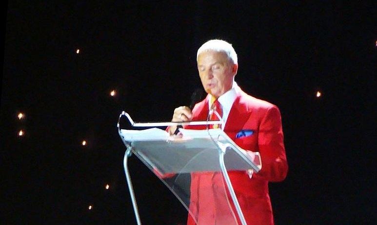 Станислав Григорьевич Попов— президент Российского танцевального союза, вице-президент Всемирной Федерации спортивных танцев