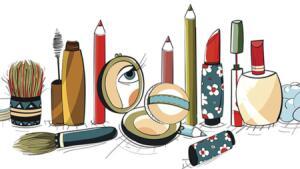 Разбираетесь ли вы в косметике и косметических аксессуарах?