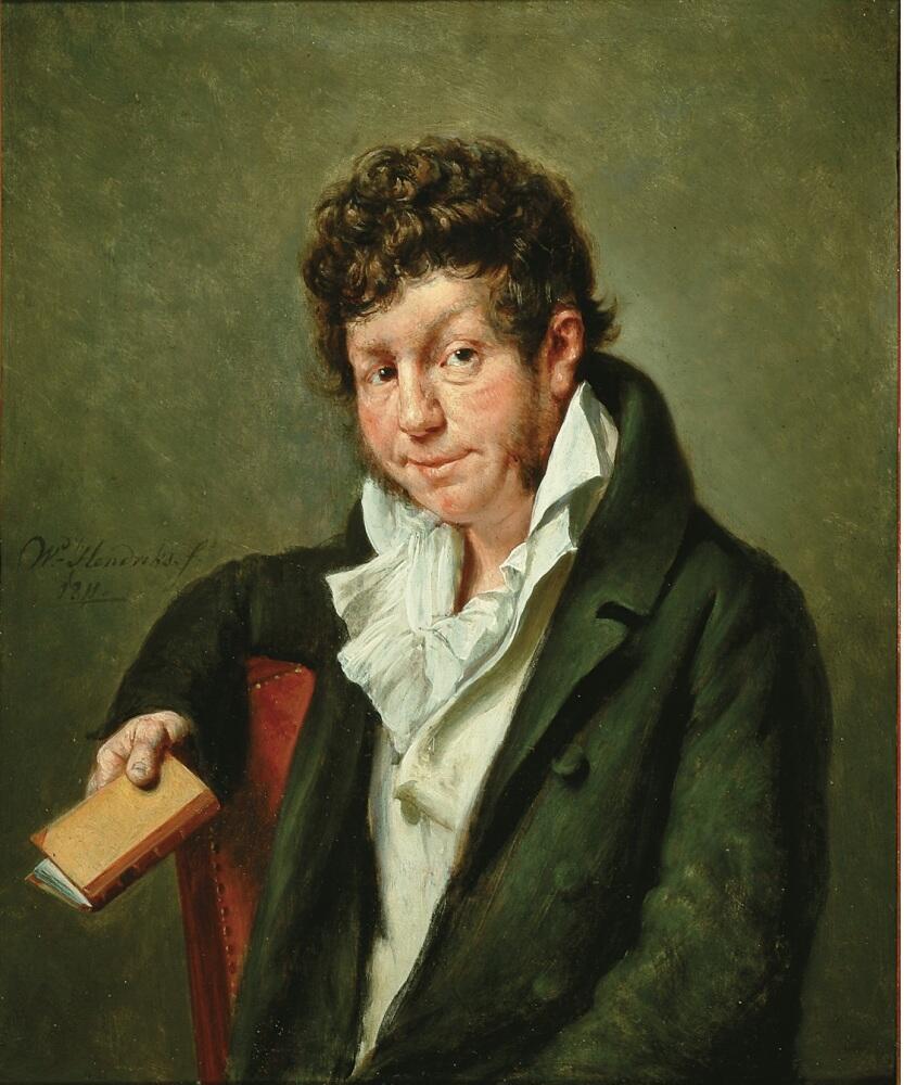 Портрет Адриана ван дер Виллигена