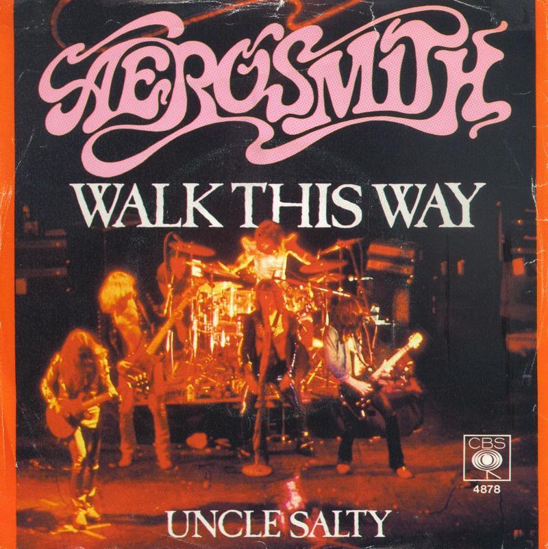 Как рок скрестили с хип-хопом? История песни группы AEROSMITH «Walk This Way»