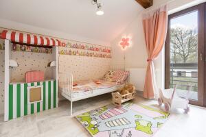 Оформление детской: как обычную комнату сделать любимой для детей?