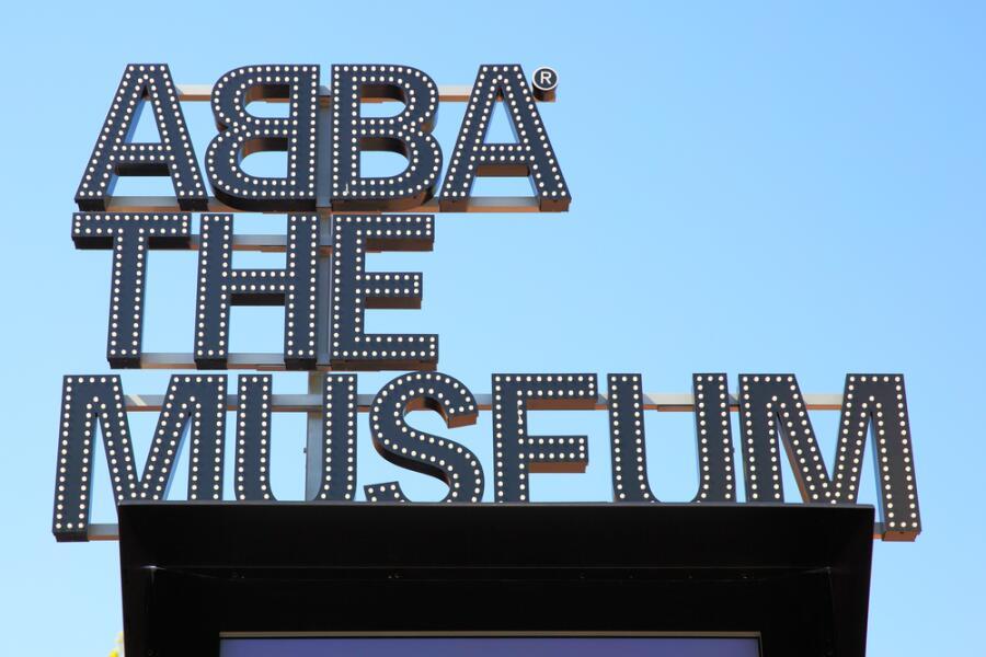 Музей группы АББА в Стокгольме