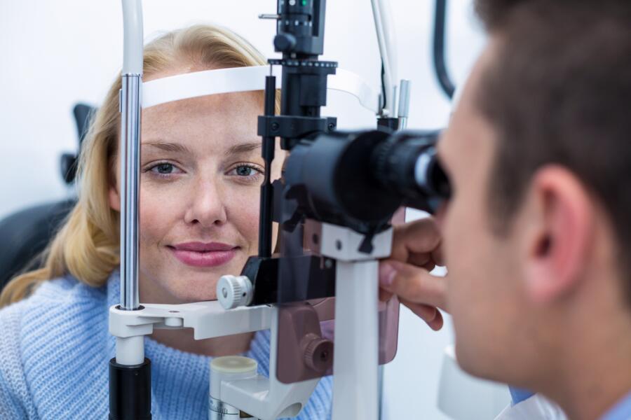 Как избежать потери зрения?