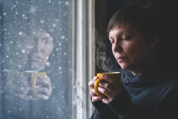 Депрессия в доме, зима за окном. Как согреть душу?