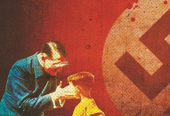 Иллюстрация к книге «Мальчик на вершине горы»