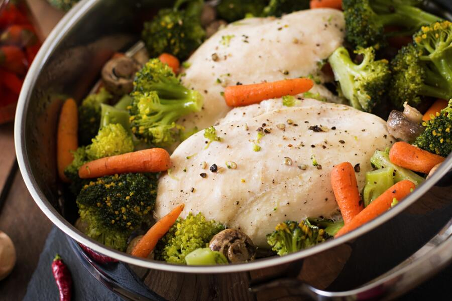 Безуглеводная диета: с чем ее едят?