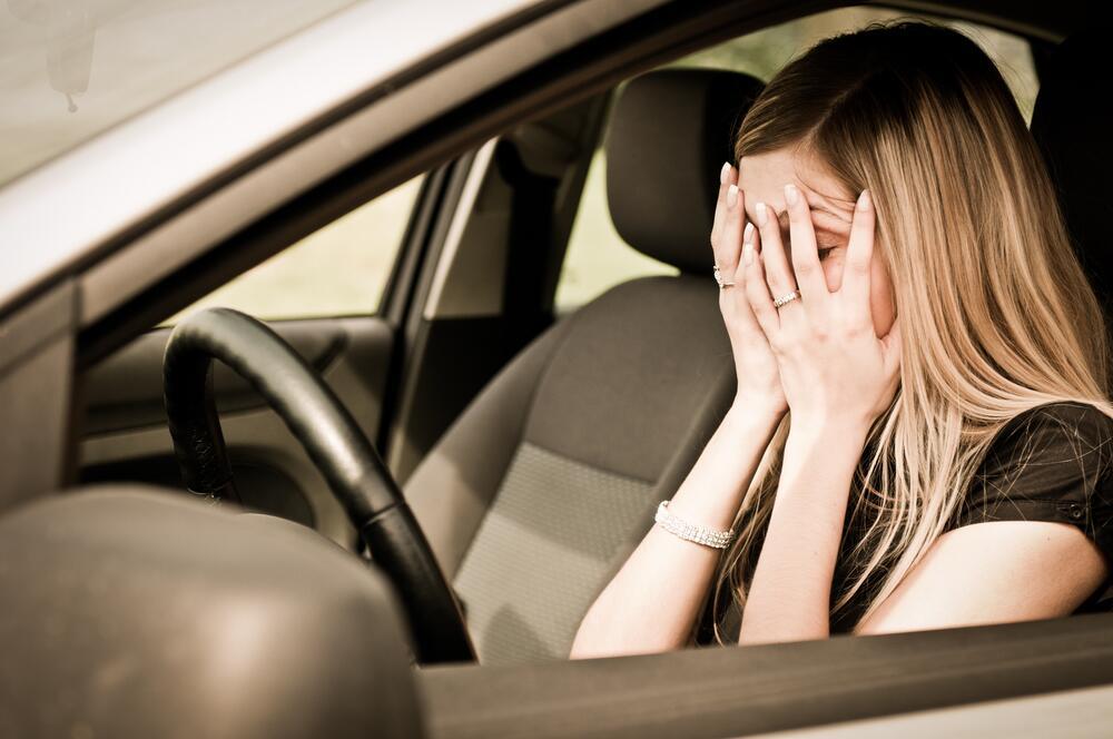 Что же делать, если садиться за руль вы боитесь?