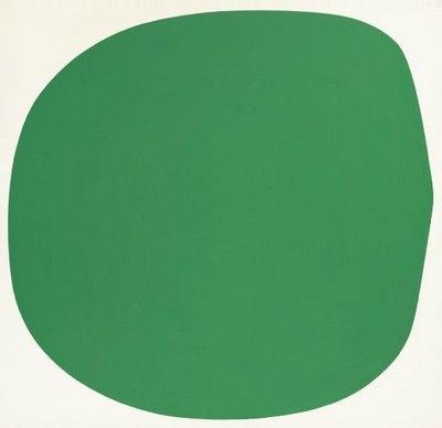 «Зелёная клякса» Келли Элсворта