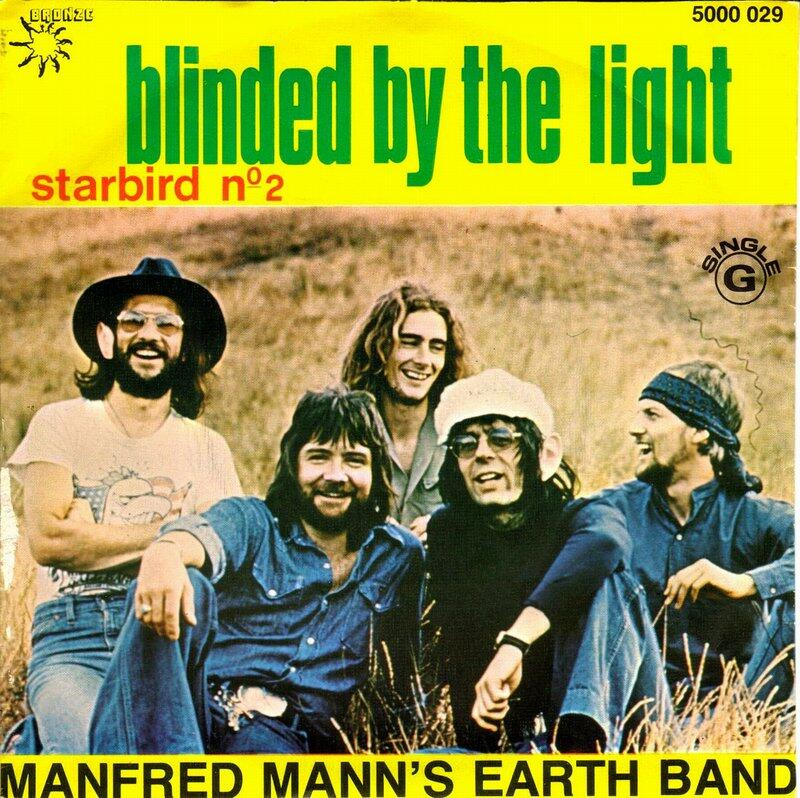 Как MANFRED MANN'S EARTH BAND раскрутил неудачные песни Брюса Спрингстина?