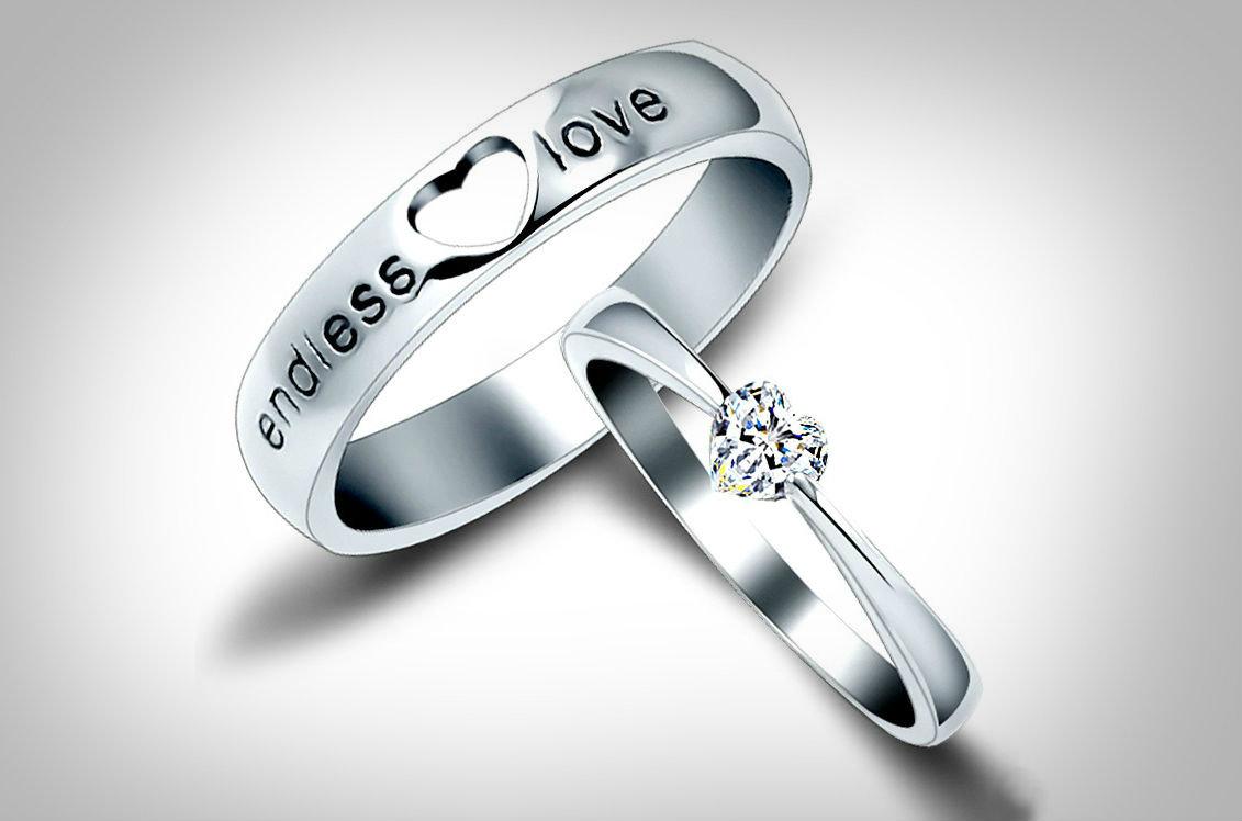 Какими бывают обручальные кольца?