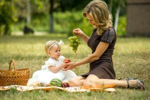 Гуляем с малышом. Как превратить прогулку в удовольствие?