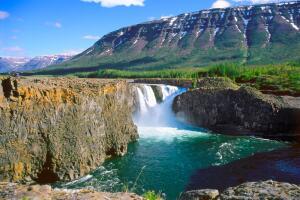Что вы знаете о плато Путорана? Российские водопады