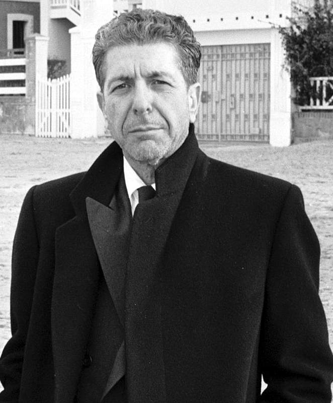 Леонард Коэн (1934-2016)