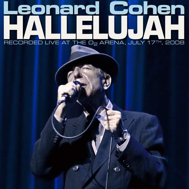 Кому пел «Аллилуйя» Леонард Коэн?