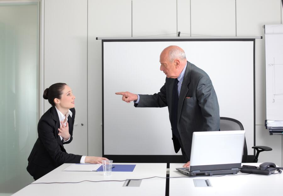 Как избежать увольнения?