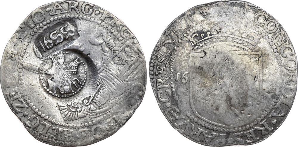 Ефимок 1655 года