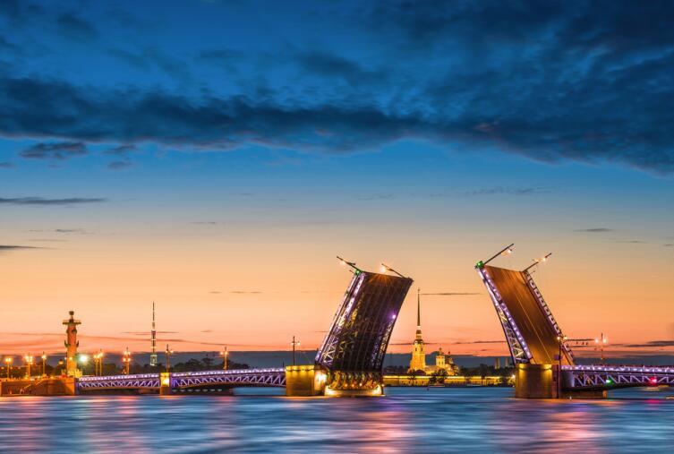 Как живет Санкт-Петербург? Из цикла «Великие города мира»