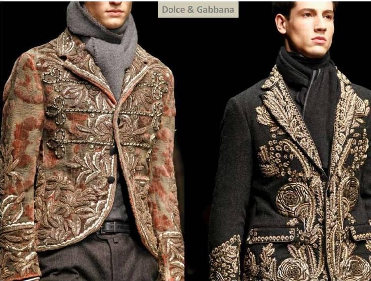 Вышивка на одежде – это стильно или старомодно?