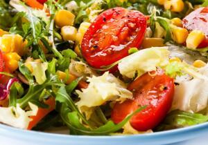 Царица полей – кукуруза. Что можно приготовить? Блюда с помидорами и сладким перцем