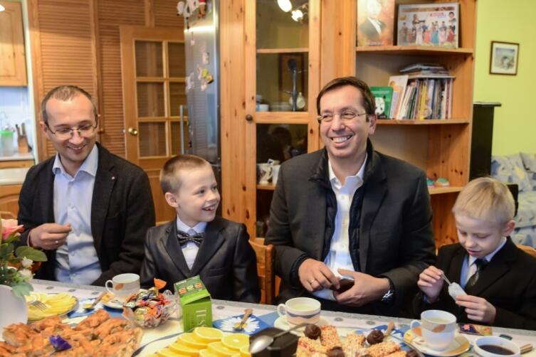 День Матери в Детской деревне SOS Пушкин