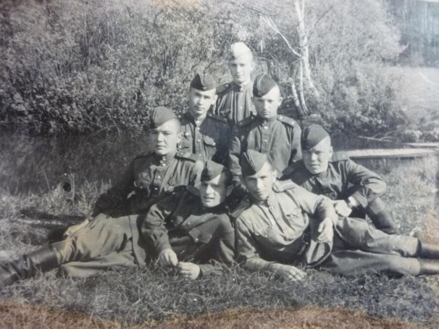 Поколение наших дедов и прадедов, рожденных в 20-е годы