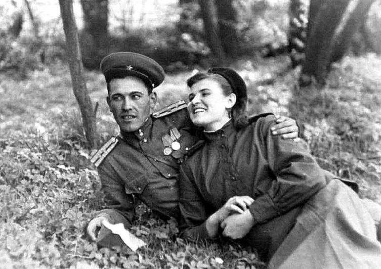 3-й Украинский фронт. Австрия, Вена. Апрель, 1945 г.